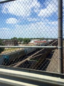 Round-about Train Yard