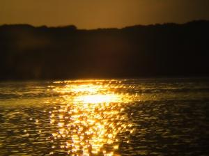 Sunset over Cherryglen